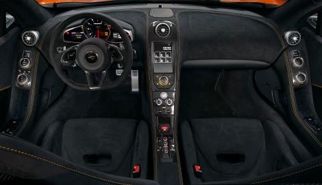 McLaren 650S Launch 2014 Ascari
